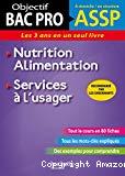 Nutrition Alimentation - Services à l'usager