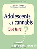 Adolescents et cannabis