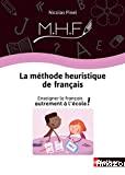 La méthode heuristique de français