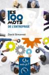Les 100 mots de l'entreprise
