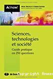 Sciences technologies et société