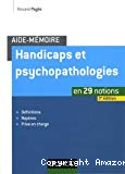 Handicaps et psychopathologies