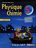 Physique Chimie 5e