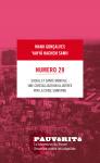 Pauvérité, Numéro 29 - Décembre 2020 - Social et santé mentale