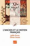 L'ancien et le moyen français