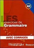 Les exercices de grammaire : niveau A2