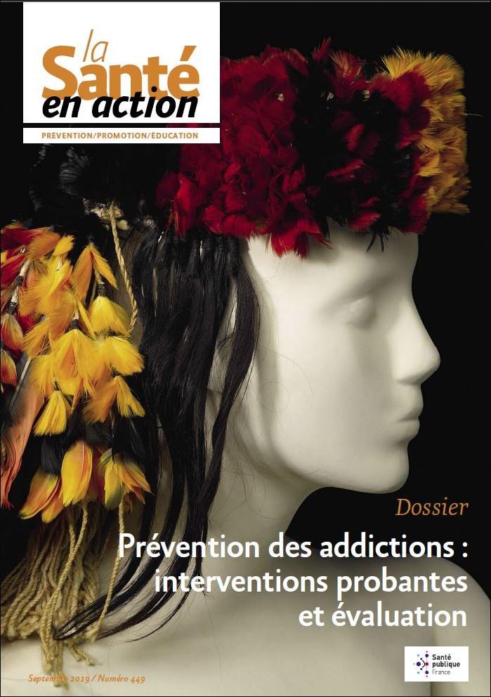 Prévention des addictions : interventions probantes et évaluation