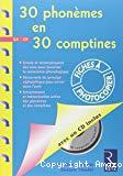 30 phonèmes en 30 comptines GS CP