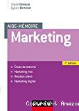 Aide mémoire marketing