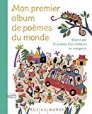 Mon premier album de poèmes du monde