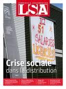 LSA: Libre Service Actualités, N°2622 - jeudi 8 octobre 2020 - Crise sociale dans la distribution