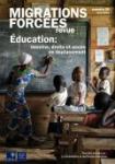 N°60 - Mars 2019 - Éducation (Bulletin de Migrations forcées, N°60 [01/03/2019])