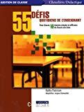 55 défis quotidiens de l'enseignant