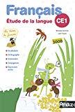Français CE1. Etude de la langue
