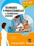 Techniques professionnelles et technologies associées