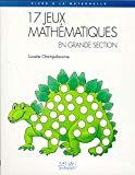 17 jeux mathématiques en grande section