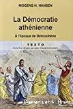 La démocratie athénienne à l'époque de Démosthène