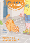 Philéas & Autobule : les enfants philosophes. 8-13 ans, N°65 - juin-juil. 2019 - Donner, ça change quoi ?