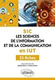 SIC, les sciences de l'information et de la communication en IUT