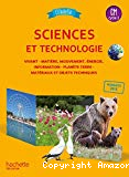 Sciences et technologie, CM, cycle 3