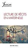 Le Français aujourd'hui, 179. Le lecture de récits en maternelle