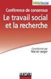 Le travail social et la recherche