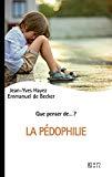 La pédophilie