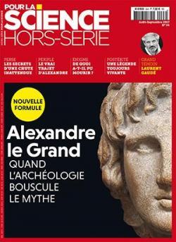 Pour la science, HS 96 - Août - Septembre 2017 - Alexandre le Grand