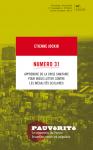 Numéro 31 - Juin 2021 - Apprendre de la crise sanitaire pour mieux lutter contre les inégalités scolaires (Bulletin de Pauvérité, Numéro 31 [01/06/2021])