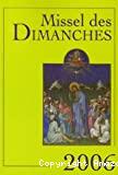 Missel des dimanches 2006 : Lectures de l' année B