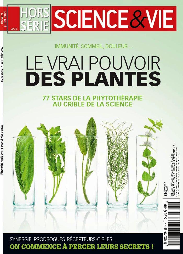 Science et Vie, N°291 HS - Juillet 2020 - Le vrai pouvoir des plantes