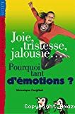 Joie, tristesse, jalousie... Pourquoi tant d'émotions?