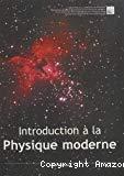 Introduction à la physique moderne