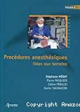 Procédures anesthésiques liées aux terrains