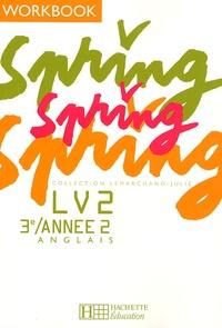 Spring anglais LV2-3e/Année 2