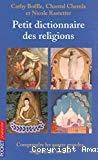 Petit dictionnaire des religions