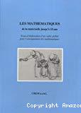 Les mathématiques de la maternelle jusqu'à 18 ans