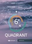 6e quadrant. Manuel. Mathématiques. Technique de qualification. 4 périodes/semaine
