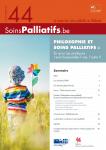 Philosophie et soins palliatifs : en quoi ces pratiques s'enrichissent-elles l'une, l'autre ?