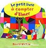 Le petit livre à compter d'Elmer