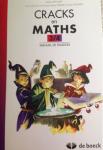 Cracks en maths. 3/4. Manuel de fixation