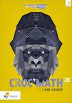 Croc'math 2B : livre-cahier