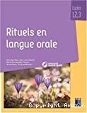 Rituels en langue orale