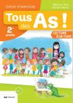 Tous des As! 2e année : cahier d'exercices