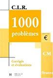 1.000 problèmes
