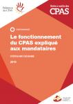 Le fonctionnement du CPAS expliqué aux mandataires