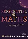 Référentiel de maths