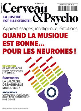 Cerveau & Psycho, n°132 - Mai 2021 - Quand la musique est bonne... pour les neurones !