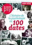 N°5 - Novembre/Décembre 2016 - L'histoire de la psychologie en 100 dates (Bulletin de Le cercle psy. Hors-série, N°5 [01/11/2016])