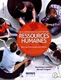 De la supervision à la gestion des ressources humaines